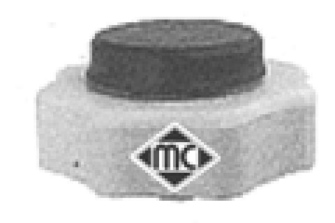 Bouchon, reservoir de liquide de refroidissement (X1)