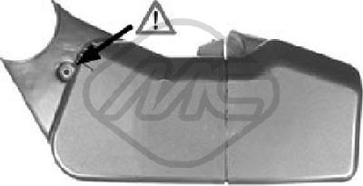 Protection courroie de distribution (X1)