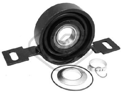 Cadre support, suspension boîte de vitesse (X1)