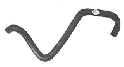 Durites radiateur (X1)
