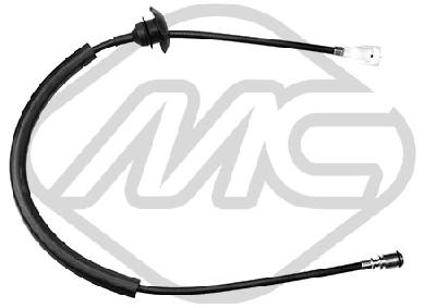 Cable de compteur (X1)