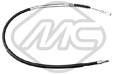 Kit de traction par chaîne du frein à main (X1)