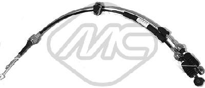 Accessoires de boite de vitesse Metalcaucho 83900 (X1)