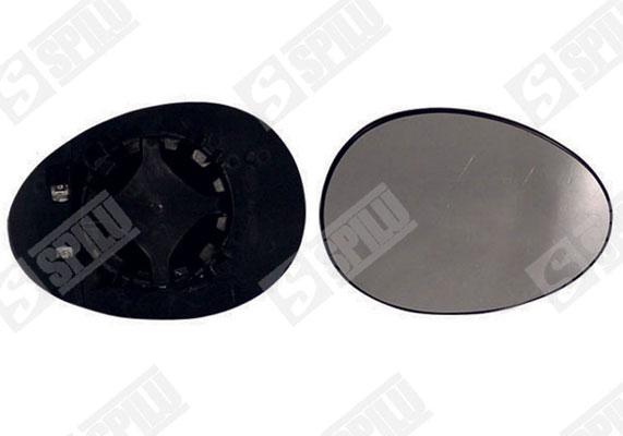 Glace de retroviseur exterieur SPILU 13904 (X1)