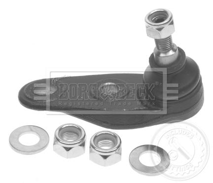 Rotule de suspension BORG & BECK BBJ5581 (X1)
