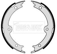 kit de frein arrière simple ou prémonté BORG & BECK BBS6427 (X1)