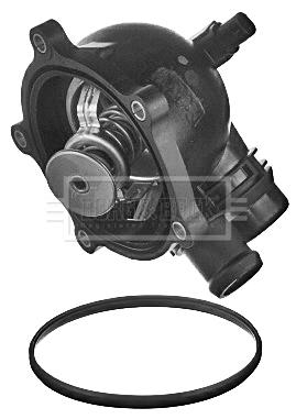 Thermostat/calorstat BORG & BECK BBT387 (X1)