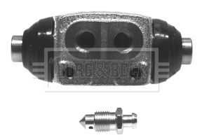 Cylindre de roue BORG & BECK BBW1843 (X1)
