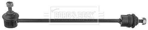 Biellette de barre stabilisatrice BORG & BECK BDL6609HD (X1)