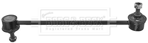 Biellette de barre stabilisatrice BORG & BECK BDL6610HD (X1)