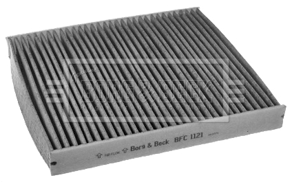 Filtre d'habitacle BORG & BECK BFC1121 (X1)