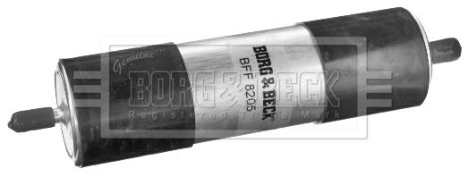 Filtre a carburant BORG & BECK BFF8205 (X1)