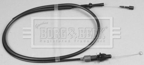 Cable d'accelerateur (X1)