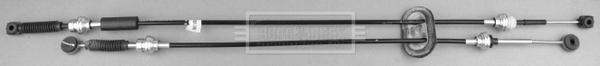 Accessoires de boite de vitesse BORG & BECK BKG1005 (X1)