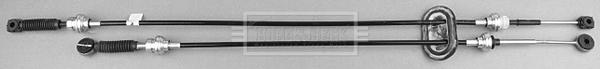 Accessoires de boite de vitesse BORG & BECK BKG1006 (X1)