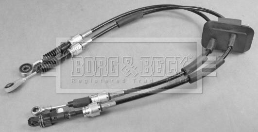 Accessoires de boite de vitesse BORG & BECK BKG1151 (X1)