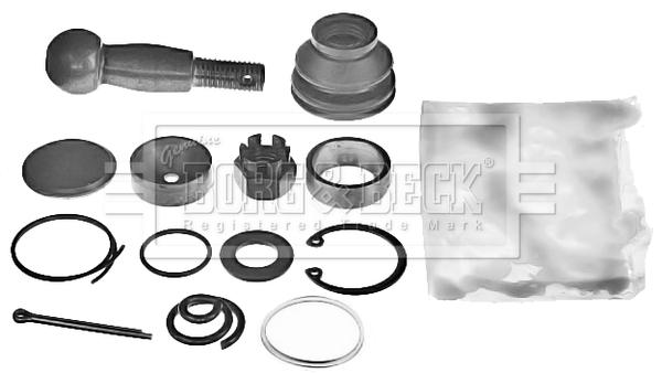 Kit de réparation boulon àrotule de barre de connexion (X1)