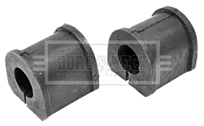 Kit de reparation barre stabilisatrice BORG & BECK BSK7107K (X1)