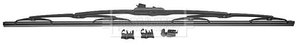 Balai d'essuie-glace BORG & BECK BW22C (X1)