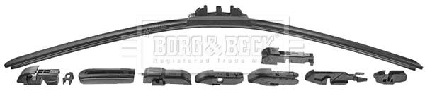 Balai d'essuie-glace BORG & BECK BW23F (X1)