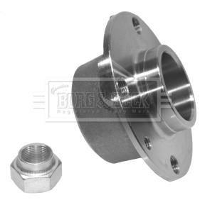 Roulement de roue BORG & BECK BWK059 (X1)
