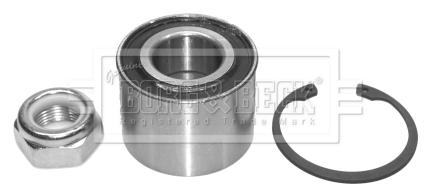 Roulement de roue BORG & BECK BWK065 (X1)