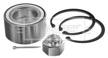 Roulement de roue BORG & BECK BWK067 (X1)