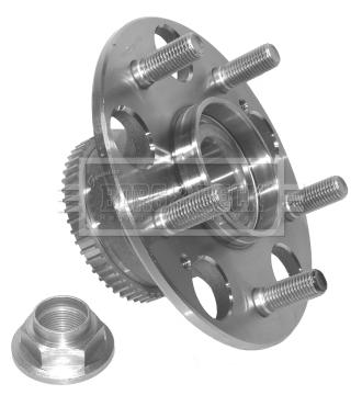 Roulement de roue BORG & BECK BWK1024 (X1)