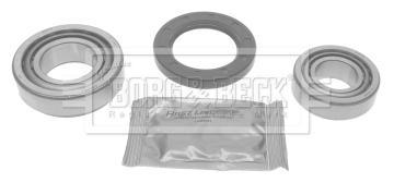 Roulement de roue BORG & BECK BWK1056 (X1)
