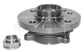 Roulement de roue BORG & BECK BWK1070 (X1)