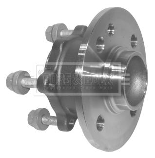 Roulement de roue BORG & BECK BWK1071 (X1)