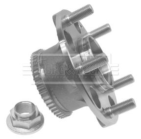 Roulement de roue BORG & BECK BWK1106 (X1)