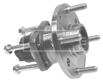 Roulement de roue BORG & BECK BWK1139 (X1)