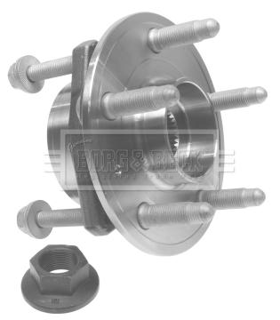 Roulement de roue BORG & BECK BWK1165 (X1)