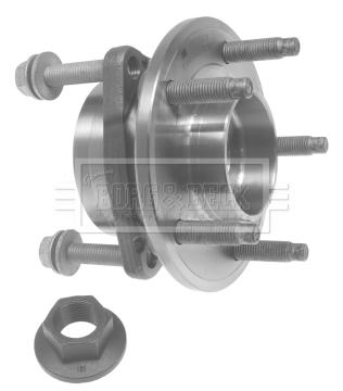 Roulement de roue BORG & BECK BWK1170 (X1)