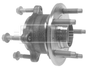 Roulement de roue BORG & BECK BWK1240 (X1)