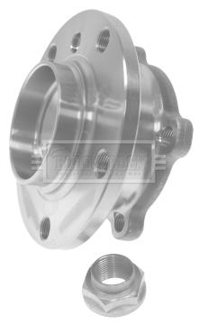Roulement de roue BORG & BECK BWK1265 (X1)
