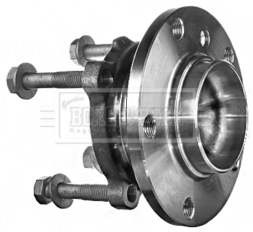 Roulement de roue BORG & BECK BWK1266 (X1)