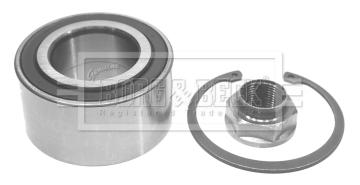 Roulement roue avant (X1)