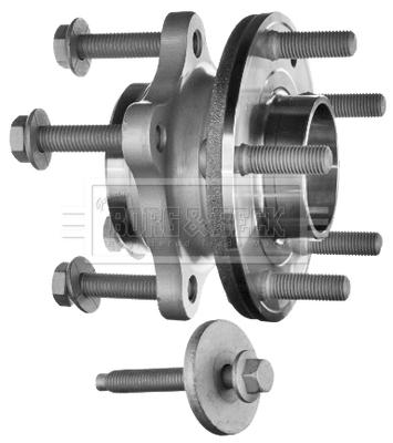 Roulement de roue BORG & BECK BWK1454 (X1)