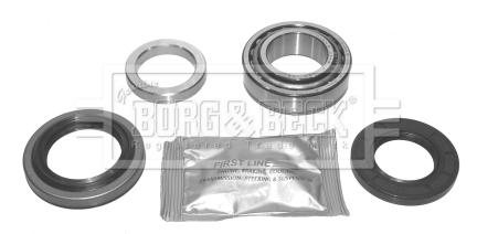 Roulement de roue BORG & BECK BWK207 (X1)