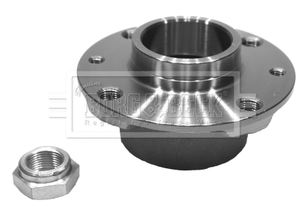 Roulement de roue BORG & BECK BWK291 (X1)