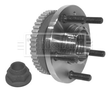 Roulement de roue BORG & BECK BWK386 (X1)