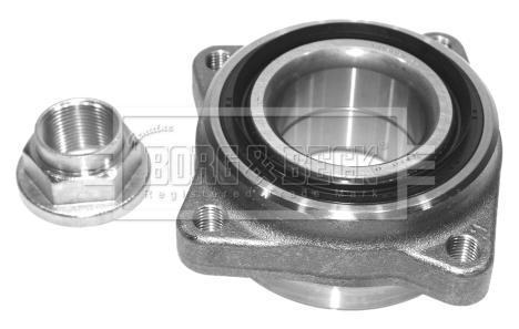 Roulement de roue BORG & BECK BWK524 (X1)