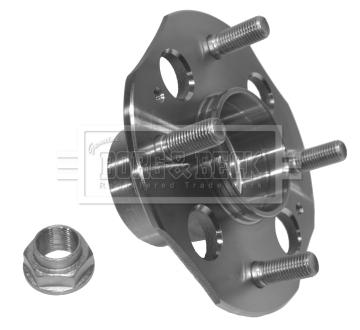 Roulement de roue BORG & BECK BWK525 (X1)
