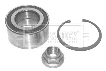 Roulement de roue BORG & BECK BWK535 (X1)