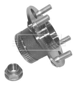 Roulement de roue BORG & BECK BWK536 (X1)