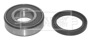 Roulement de roue BORG & BECK BWK632 (X1)