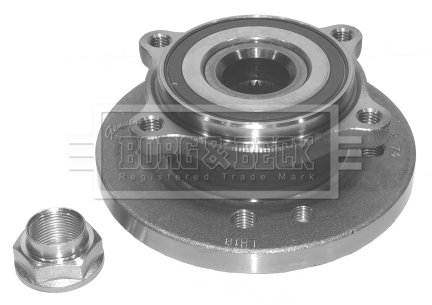 Roulement de roue BORG & BECK BWK891 (X1)