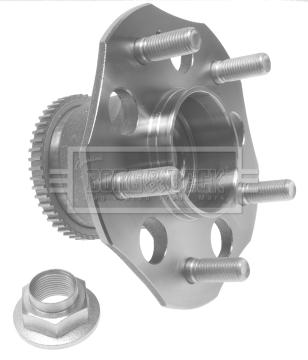 Roulement de roue BORG & BECK BWK922 (X1)